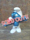 "ct-130205-45 Smurf / PVC ""Ice Cream"" #20053"