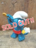 "ct-120222-51 Smurf / PVC ""Brush"" #20108"