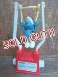 ct-130305-31 Smurf / Helm 80's Trapeze toy