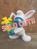 "ct-130305-48 Smurf / PVC ""Easter Bunny"" #20496"