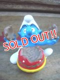 "ct-120203-13 Smurf / PVC ""Easter Chocolate"" #20510"