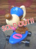 ct-110720-08 Puppy / 90's Hardee's Meal Toy