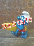 "ct-130205-43 Smurf / PVC ""Surfboarder"" #20137"