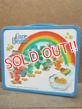 ct-121107-05 Care Bears / Araddin 80's Metal Lunchbox