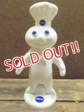 ct-121010-39 Pillsbury / Poppin' Fresh 90's soft vinyl doll w/stan