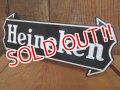dp-120807-05 Heineken / Plastic sign plate