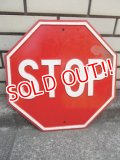 "dp-120804-08 Vintage Road Sign ""STOP"""