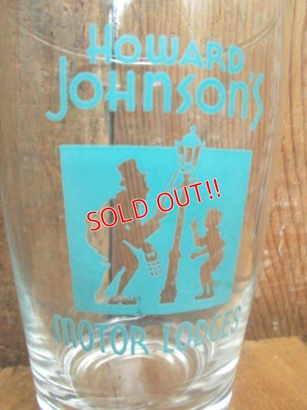 画像2: gs-120804-01 Howard Johnson / Vintage Glass