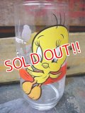 gs-110920-07 Tweety / PEPSI 1979 Collector series glass