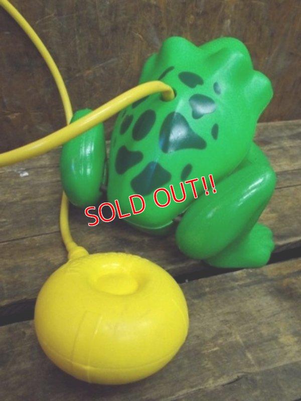 画像3: fp-130122-05 Fisher-Price / 1971 Frisky Frog #154