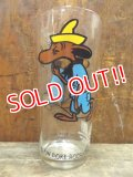 gs-130307-01 Slowpoke Rodrigues / PEPSI 1973 Collector series glass