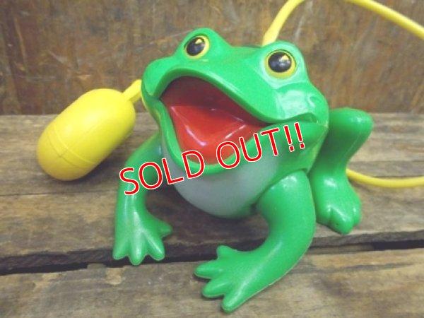 画像1: fp-130122-05 Fisher-Price / 1971 Frisky Frog #154