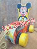 fp-120805-02 Fisher-Price / Mickey Mosue 1953 Puddle Jumper