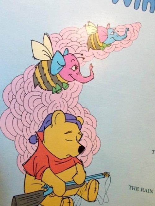 """他の写真2: ct-121127-17 Winnie the Pooh / 60's """"Pooh and the blustery day"""" Record"""