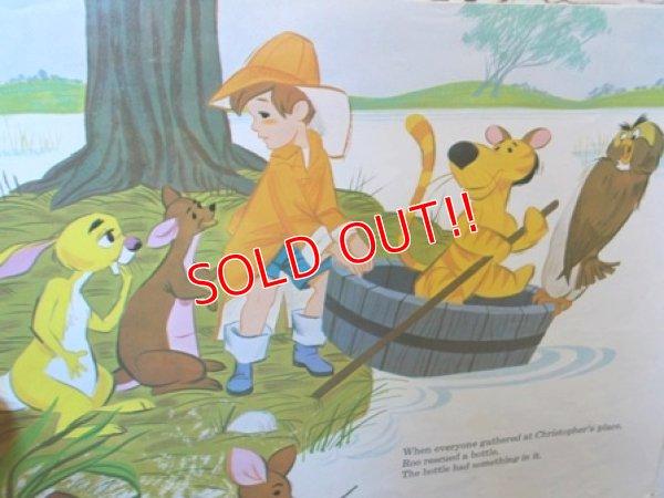 """画像5: ct-121127-17 Winnie the Pooh / 60's """"Pooh and the blustery day"""" Record"""
