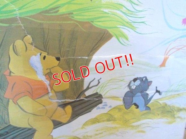 """画像3: ct-121127-17 Winnie the Pooh / 60's """"Pooh and the blustery day"""" Record"""