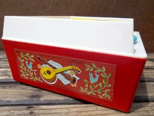 他の写真1: fp-130511-01 Fisher-Price / 1971 Music Box Record Player #995