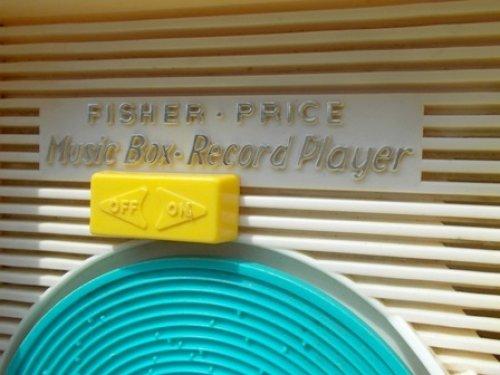 他の写真2: fp-130511-01 Fisher-Price / 1971 Music Box Record Player #995