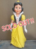 ct-130419-07 Snow White / Ledraplastic 60's Rubber doll