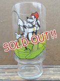 gs-130611-01 Goofy / Mickey Mouse Club 60's Glass