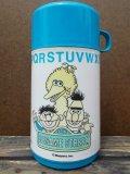 ct-110822-42 Sesame Street / Aladdin 70's-80's Thermos