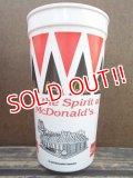 dp-625-04 McDonald's  / 90's Plastic Cup