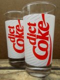 gs-130703-13 Diet Coke / 1990's Glass
