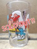 gs-130716-07 Smurf / IMP Benedictin 1993 glass