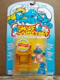 "ct-130702-21 Smurf / 90's Action figure ""Baby Smurf"""