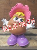 "ct-707-22 McDonald's / 1987 Meal Toy Potato Head Kids ""Potato Puff"""