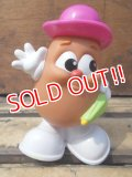 "ct-707-23 McDonald's / 1992 Meal Toy Potato Head Kids ""Slick"""