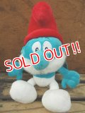 ct-130806-04 Papa Smurf / 2008 Plush doll