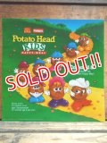 ad-813-01 Mcdonald's / 1991 Potato Head Kid's Happy Meal Translite