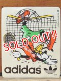 ad-821-19 Goofy × adidas / 70's Sticker (C)