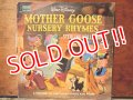 ct-130903-23 Mother Goose Nursery Rhymes / 60's Record