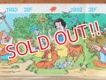 ad-821-29 Snow White / 80's-90's Sticker