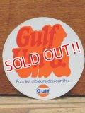 ad-821-36 Gulf /  Sticker