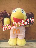 ct-121120-11 McDonald's / Birdie the Early Bird 90's Plush doll