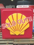 dp-130909-01 Shell / Gas Station Pump sign