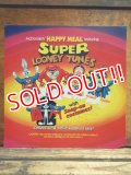 ad-813-08 McDonlad's / 1991 Super Looney Tunes Happy Meal Translite
