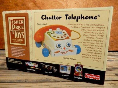 他の写真1: fp-130924-01 Fisher-Price / 2005 Chatter Telephone (Box)