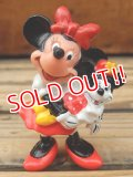 "ct-130924-33 Minnie Mouse / Applause PVC ""Puppet"""