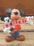 "ct-130924-32 Mickey Mouse / Applause PVC ""Puppet"""