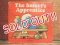 "ct-120904-10 Smurf / 80's Mini Story Books ""The Smurf's Apprentice"""