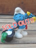 "ct-924-25 Smurf /  PVC ""Magician"" #20114"