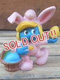 "ct-924-31 Smurfette /  PVC ""Easter Bunny"""