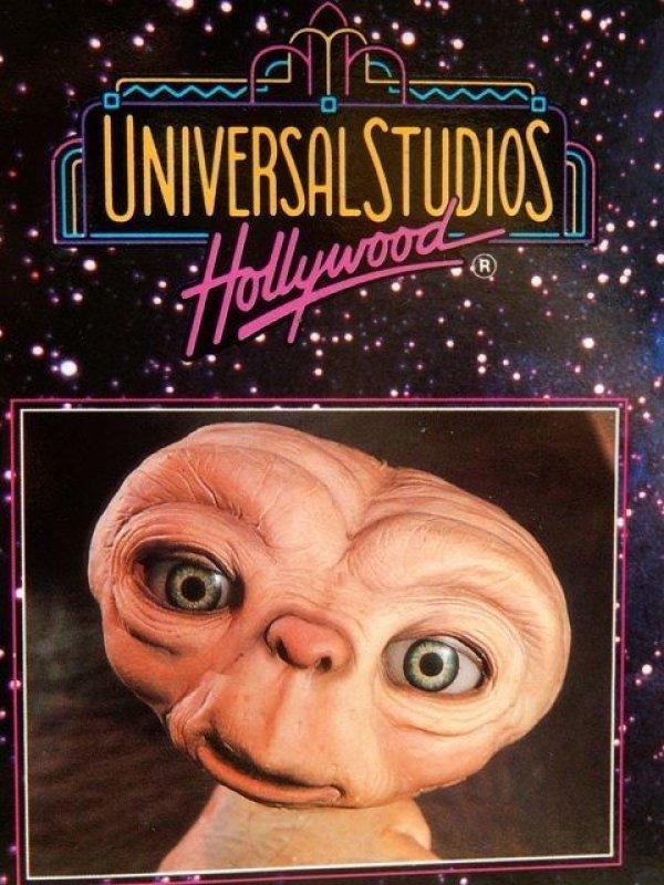 画像2: ct-130917-32 E.T. / Universal Studios Post Card