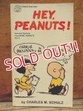 """bk-1001-01 PEANUTS / 1968 Comic """"HEY, PEANUTS!"""""""