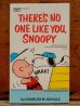"画像1: bk-1001-03 PEANUTS / 1973 Comic ""THERE'S NO ONE LIKE YOU, SNOOPY"" (1)"