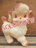 bt-131008-02 Sun Rubber / 50's Puppy Dog Squeak Doll